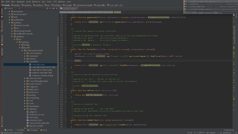 PHPStorm avec le JDK Oracle